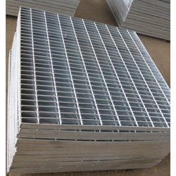 Electroforged Gratings - Steel Grating Manufacturer from Mumbai