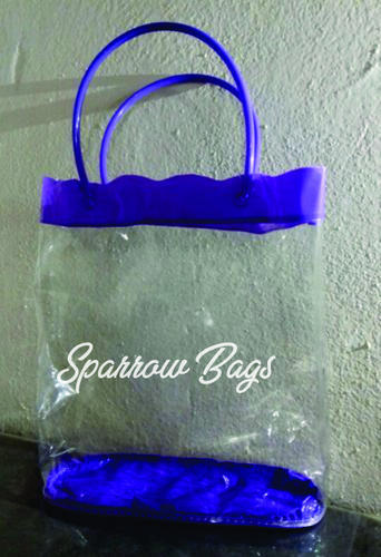 Cosmetic Pvc Bag, Bag Size (Inches): 7 Inch X 7 Inch