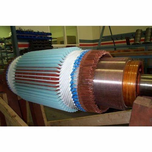 3 Phase Motor Rewinding Service in Moshi, Pune, Tanaya Electricals ...