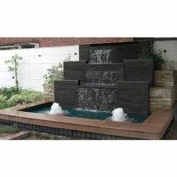 Blade Waterfall Fountain