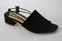 Leatherette Women's Shoes