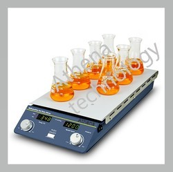 Multi Station Magnetic Stirrer with Heating