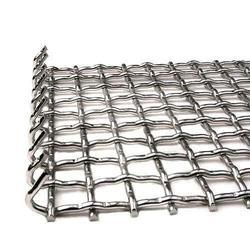 Selvedge Edge Wire Mesh
