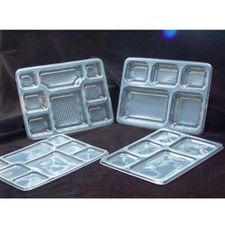 5 Cavity Meal Tray