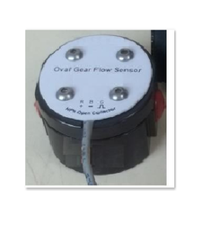 Electronic Gear Flow Meter