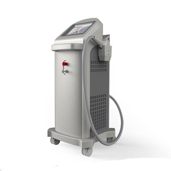 Vertical Diode Hair Removal Laser Machine
