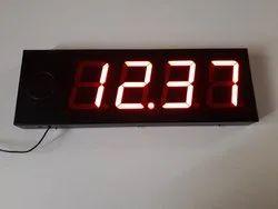 Digital LED Timer Display