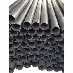 Welded MS Round Pipe, Thickness: 2-8 mm