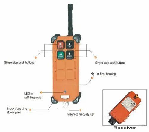 F21-2SB  Radio Remote Control System