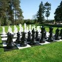 Doz Outdoor Giant Chess