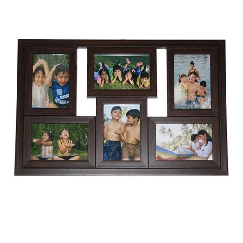 6 Photo 4x6/6x8 Collage Frame at Rs 1400 /piece | Picture Frame ...