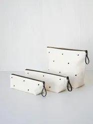 Eco Friendly Zipper Pouch