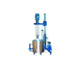 Pneumatic Speed Shear Emulsifier