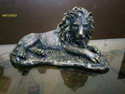 Brand New Lion Marble Powder Artifacts. (Copper Black)