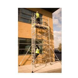 Youngman Boss Aluminum Single Width Scaffold Ladder