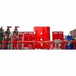 Mild Steel CO2 Based DCP Powder Fire System