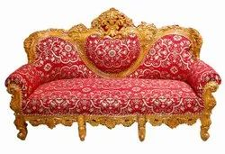 Royal Carved Sofa