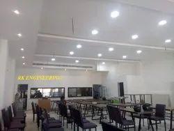 Mild Steel Restaurent Roofing Services
