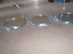 Oil Tempered Sight Glass