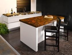 Gemstone Kitchen Counter