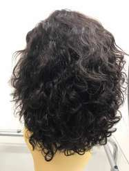 Women Lace Curly Wig