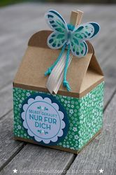 Chocolate Favor Box for Return Gift Ideas Paper Craft
