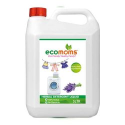 Ecomoms Blue 5 Liters Concentrated Detergent liquid, Packaging Type: Can