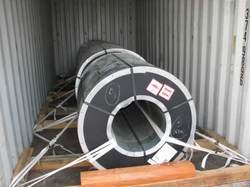 Steel Coil Container Lashing Service