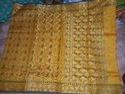 Banarasi Zari Work Cotton Silk Saree