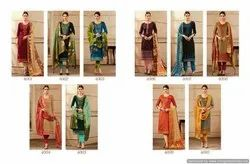 Cotton Patiala Suits