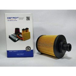3-5 mm Plastic Detroit Car Filter