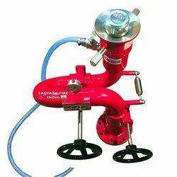 Long Rang Water Foam Fire Monitor