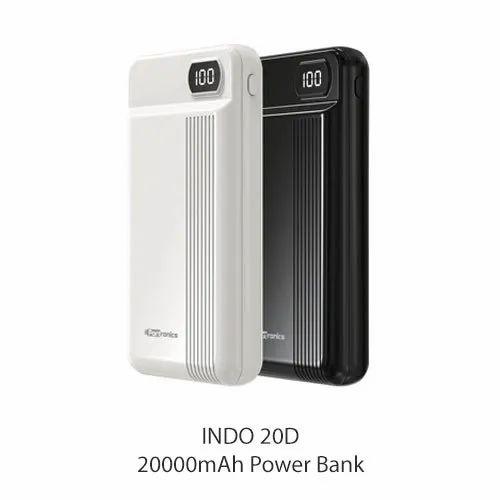 INDO 20D 20000mAh Portronics Power Bank