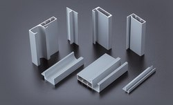 aluminium profile shutter, Size: Standard