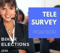 Political Or Government Telephonic Survey