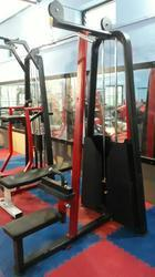 Paint Coated Abdominal Lat Pulley Machine, for Gym