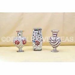 Mosaic Flower Vase