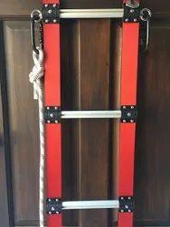 Flame Retardant Webbing Ladder