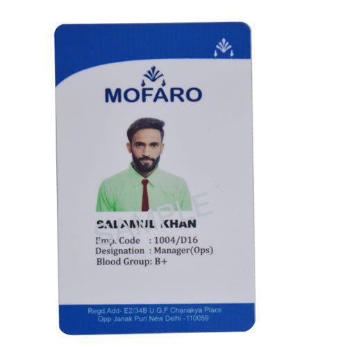 Designer Id Card Employee Id Card Company Id Card Employee Card