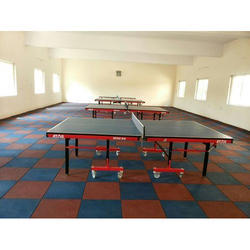 Samridh Infrastructure Sports Flooring Service