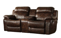 Two Seater Brown Rec-013
