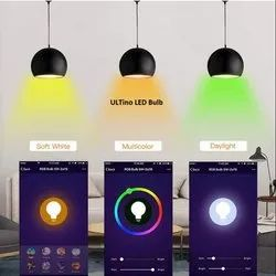 Color LED Bulb