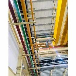 Mild Steel Pipeline Construction Service