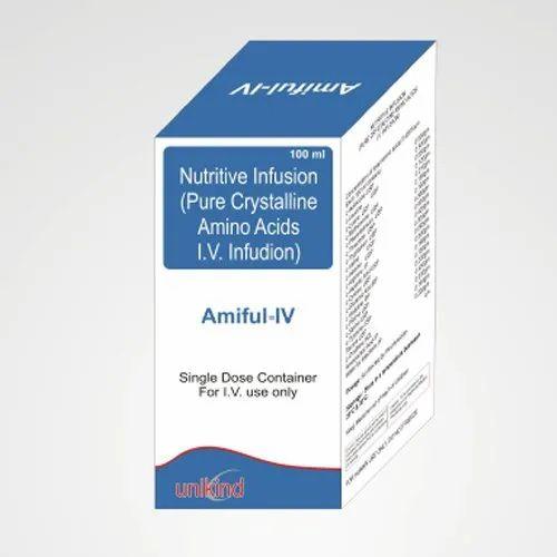 Nutritive Infusion Pure Crystalline Amino Acids I.V. Infusion