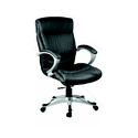 Revolving Middle Back Office Chair
