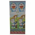 2 Door Wooden Cartoon Printed Kids Almirah, Size: 6 X 3 Feet