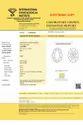 Oval Cut 1.52ct IGI Certified Diamond I VVS1  Lab Grown Type2A