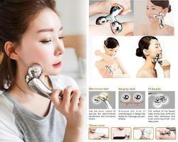 3D Face Massager