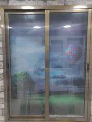 Sliding Aluminium Windows, For Residential