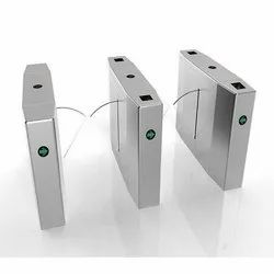 Biometric Flap Barrier